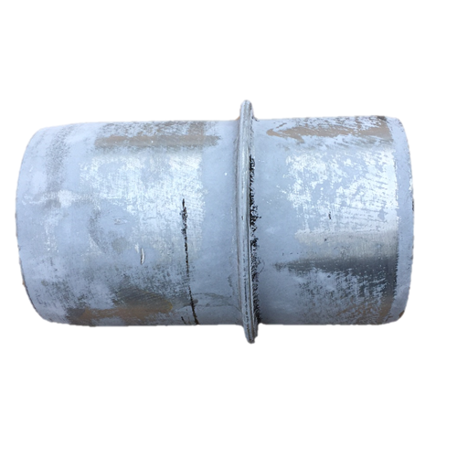 Weld-On Male End (Galvanized) Steel