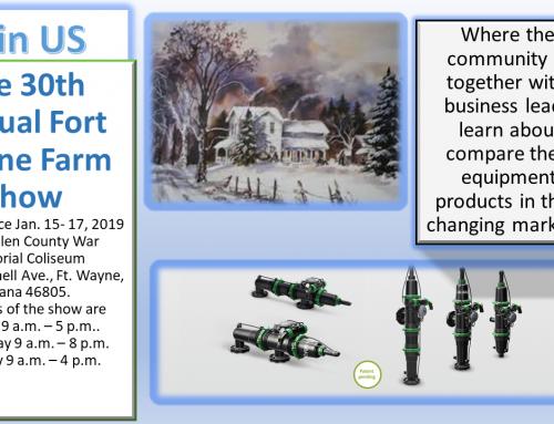 The 30th Annual Fort Wayne Farm ShowJoin Us! Jan 15-17th, 2019