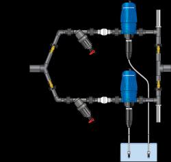 Dosatron Fertilizer Injector