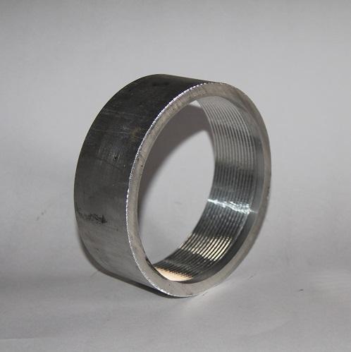 Aluminum Half Couplers, Alum Half Couplers, Half Couplers