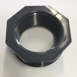 Reducing Bushing - MPT x FPT (Schedule 80) (Flush Style),26-839 Reducing Bushing - MIPT x FIPT, Bushing MPT x FPT
