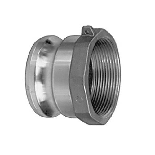 Aluminum male adapter female npt triple k irrigation