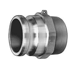 Aluminum Male Adapter x Male NPT, Male Adapter x Male NPT, Adapter