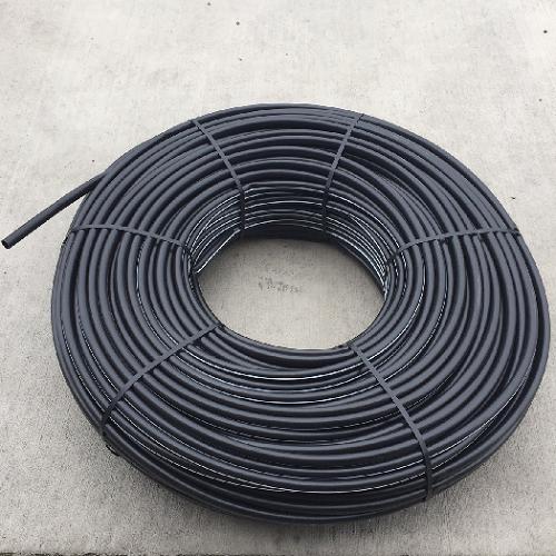 3 4 Supply Tubing White Stripe 1000 Roll