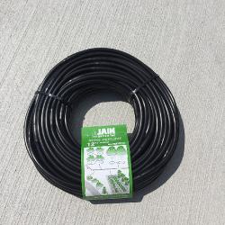 "Black Mini PeplineTM, 12"" Spacing, 100' Coil, Mini-Pepline, Dripperline, Dripper Line"