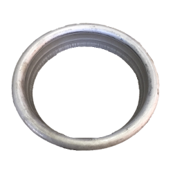 "6"" Doda Locking Ring - Black - 150mm"