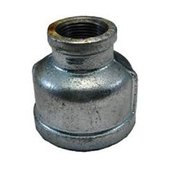 Galvanized Mall Reducing Coupling, Galv Mall Red Coupling. Red Coupling, Coupling