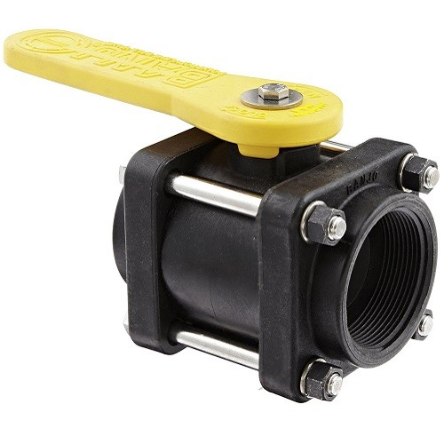 Poly Ball Valve-Standard Port-Female Thread, Poly Ball Valve-Standard Port, Poly Ball Valve