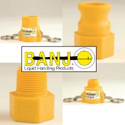 Garden Hose Fittings (Banjo)