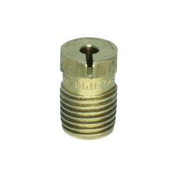 """Brass Secondary Nozzle 1/8"""", Wade Rain Nozzle, Brass Nozzle, 1/8"""" Nozzle"""