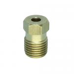 Brass Straight Bore Nozzle 7-32, 7/32 Nozzle, Brass Nozzle