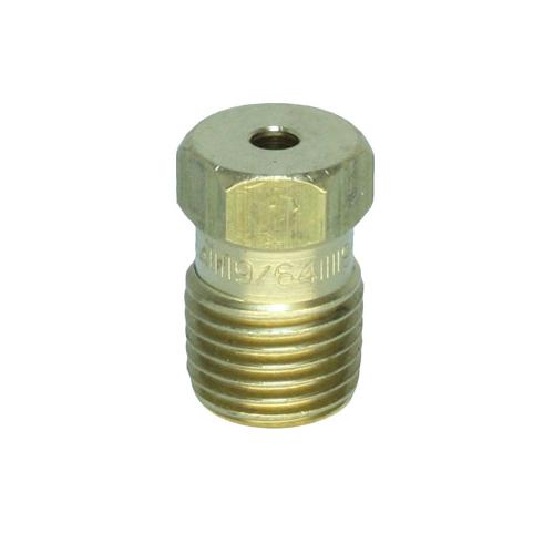 Brass Range Nozzle For Impact Sprinkler (10 Pack)