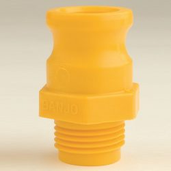 "3/4"" Adapter x 3/4"" Garden Hose Male Thread (Part F)"