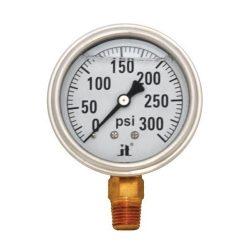 Pressure Gauge (Liquid Filled)