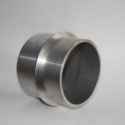 Aluminum Shug Grip Male Weld On End, Shug Grip Weld-On End