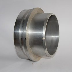 "6"" Aluminum Shug Grip Weld-On Male End, Shug Grip, Weld-On Male End, Male End"