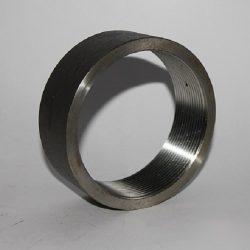 Half Coupling Black Steel, Half Coupling Steel, Half Coupling