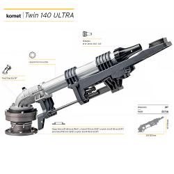 Komet Twin 140 Ultra