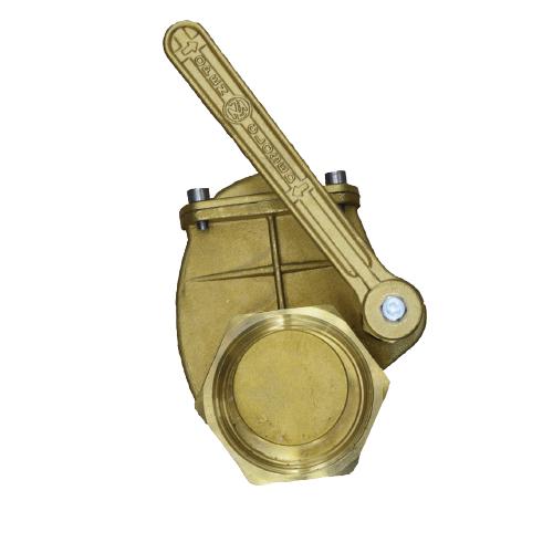 Brass Lever Valve : Mz brass lever valve npt triple k irrigation
