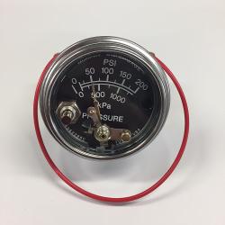 Low Pressure Safety Gauge, Low Pressure Gauge, Pressure Gauge