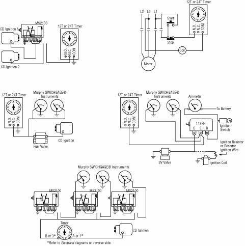 murphy time switch 24 hour triple k irrigation rh irrigationsupplyparts com murphy switch wiring diagram murphy switch wiring diagram for wood chipper