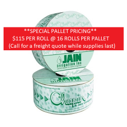 Pallet Pricing Promotion .25 Flow