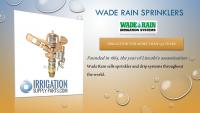 Wade Rain History