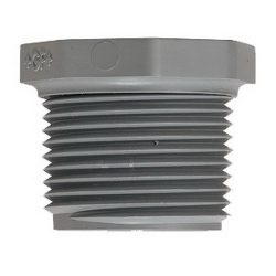 Plug - MPT (Schedule 80), plug - Mpt