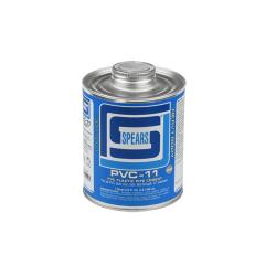 PVC-11 Gray Heavy Body PVC Cement - One Quart,26-PVC11G-030, Cement, PVC Cement
