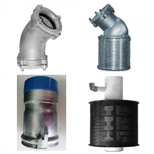 Suction & Discharge Parts