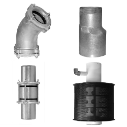 Suction Fittings / Intake Fittings