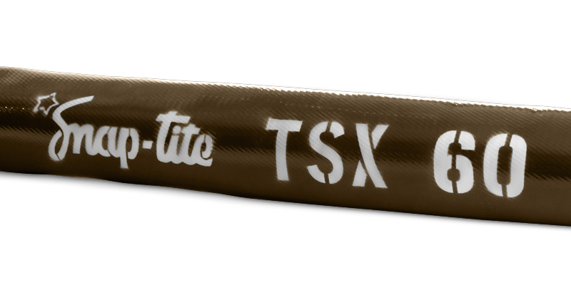 Snap-tite discharge hose