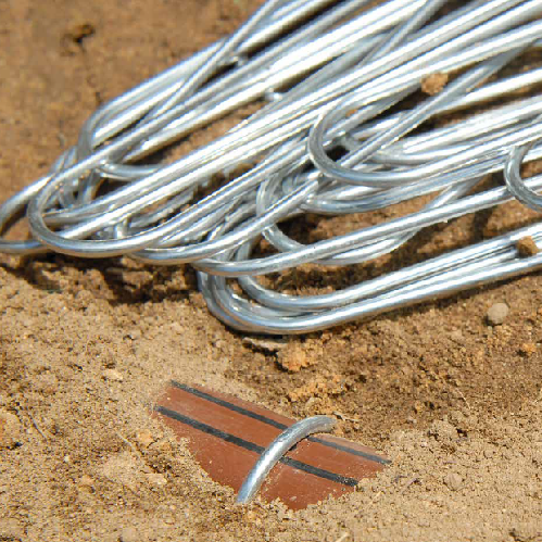 Wire Staples, U Shaped Wire Hold Downs, U Shaped Wire, Wire Hold Downs