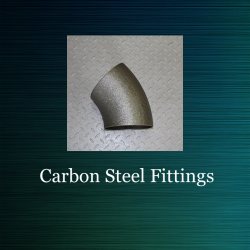 Carbon Steel Weld Fittings - Schedule 10