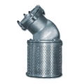 Foot Valve 45 Degree OD Tubing, Foot Valve, 45 Degree Foot Valve, 45 Deg Foot Valve