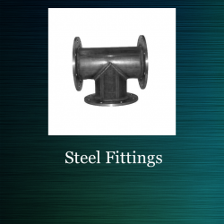 Steel Fabrication Fittings