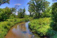 Flow Rate of Stream, Stream, Flowing Stream